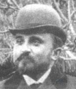 Alois Rasin, 1895