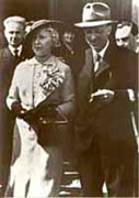 Olga Scheinpflugová, Karel Čapek