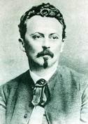 Slavný zakladatel aprůkopník Sokola Miroslav Tyrš