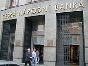 Česká národní banka, foto: archiv Radia Praha