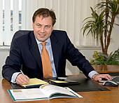 Generální ředitel pražské burzy Petr Koblic, foto: www.pse.cz