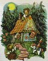 Hansel y Gretel (El chozo de pan de jengibre)