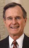 George Bush Senior