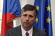 Premier Jan Fischer