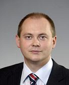 Südmährischen Kreishauptmann Michal Hašek