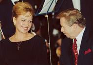Dagmar and Vaclav Havel