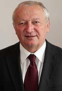 Finanzminister Eduard Janota