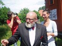 Mělnický starosta Ctirad Mikeš z ČSSD (Foto: Jana Huzilová)
