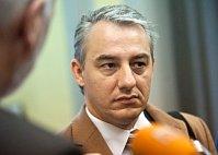 Josef Středula (Foto: Filip Jandourek, Archiv des Tschechischen Rundfunks)