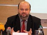 Ministre de l'Intérieur Martin Pecina