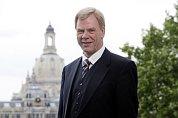 Georg Unland, der sächsische Staatsminister für Finanzen