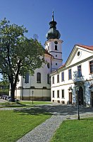Kloster in Bevnov