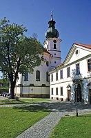 Kloster in Břevnov