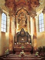 Интерьер Николайского храма