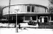 Pavillon tchécoslovaque de l'Expo 58