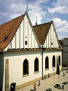 La chapelle de Bethléem