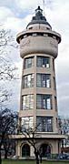 Vodárenská věž ve Kbelích