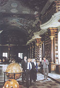 The Baroque Library Hall