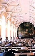Reading room