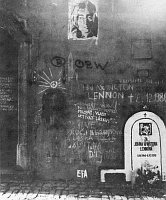 El Muro de John Lennon