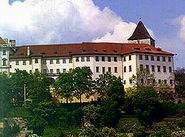Le palais Lobkowicz au Château de Prague