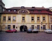 Náprstkovo muzeum vPraze