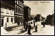 Stadtteil Libeň (1900)