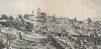 Prague en XVIIe siècle