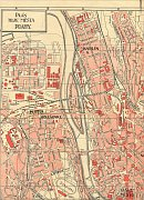 Stadtplan Prag (1925)