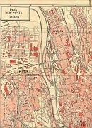 Stadtplan Prag (1925)