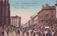 Stadtteil Žižkov (1915)