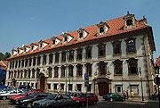 Valdštejnský palác vPraze