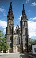 Vysehrad - St.-Peter- und Paulus-Kirche