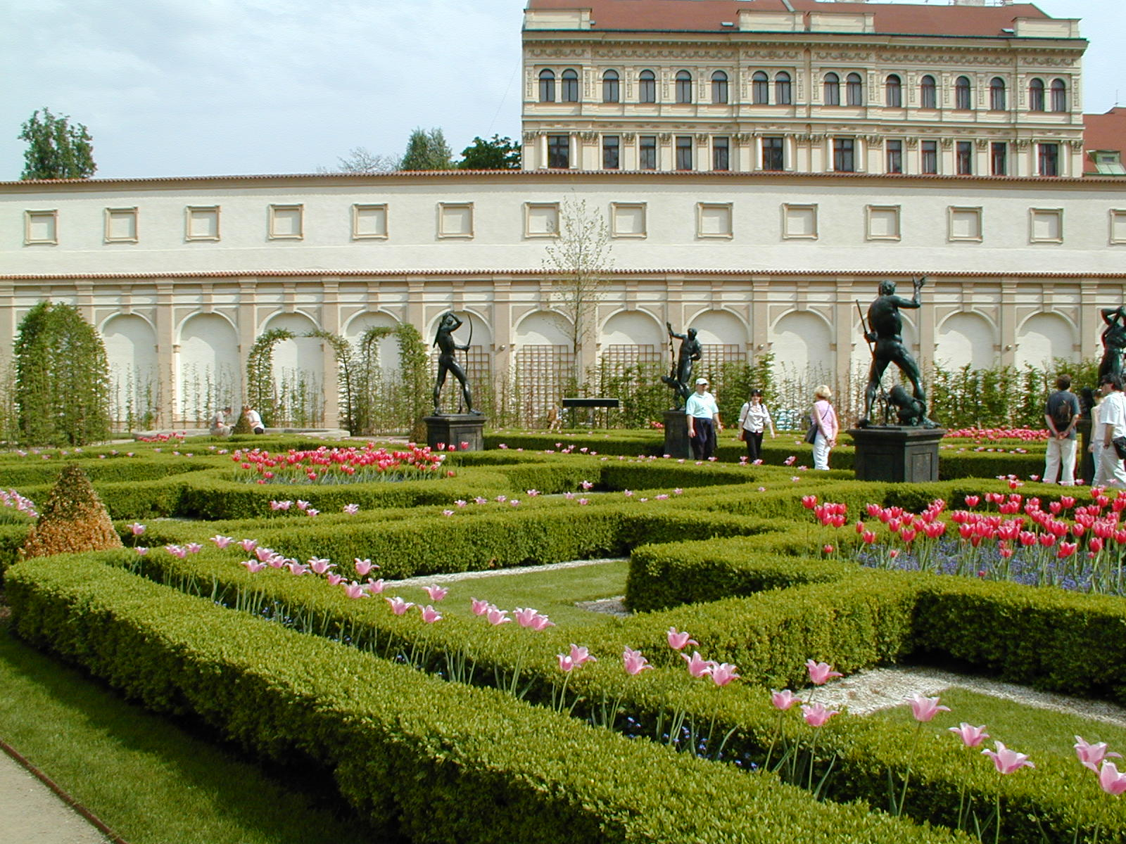 Radio prague les plus beaux jardins de r publique tch que for Jardines wallenstein