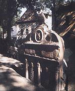 El sepulcro de Yehuda Löw en Praga