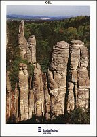 Bohemian Paradise – Prachovské rocks