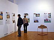 Ausstellung (Foto: Autorin)