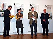 Tomáš Pavlíček (zweiter von rechts) (Foto: Autorin)