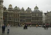 Brusel, Grote Markt (Foto: Jana Šustová)
