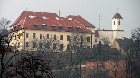 Festung Spielberg (Foto: Štěpánka Budková)