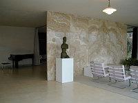 Onyx-Wand in der Villa Tugendhat (Foto: Martina Schneibergová)