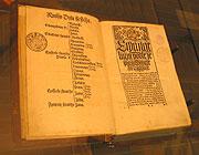 Kralitzer Bibel (Foto: Jana Šustová)