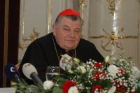 Kardinál Dominik Duka (Foto: Jana Šustová, Český rozhlas)