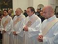 Diakonen vor der Priesterweihe