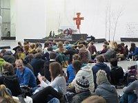 La 37e Rencontre européenne de jeunes de Taizé à Prague, photo: Martina Schneibergová