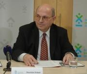 Místopředseda Českého statistického úřadu Stanislav Drápal (Foto: Jana Šustová)