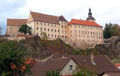 Bechyn An Idyllic Town In Southern Bohemia Radio Prague
