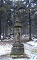 The Broumov Walls - The Machovsky cross