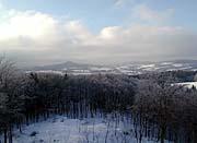 Landschaft bei Filipov (Foto: Autorin)