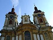 Kostel v Hejnicích (Foto: Jana Šustová)